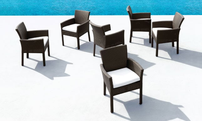 Iberia Outdoor Chairs
