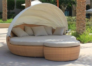 OceanWeave Furniture Outdoor Daybed