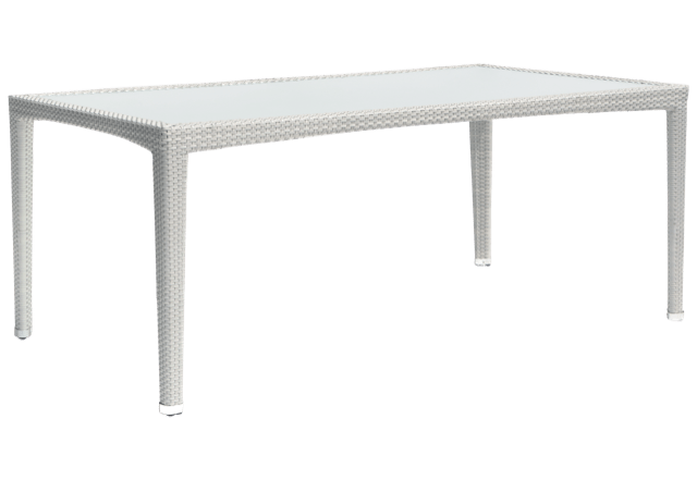 Six Seat Outdoor Dining Table