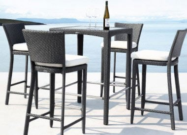 Venice Outdoor Bar Stools