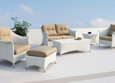 Coral Outdoor Rattan Furniture