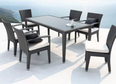 New Outdoor Rattan Furniture Designs From OceanWeave Furniture
