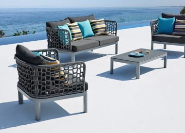 Bloom outdoor lounge furniture