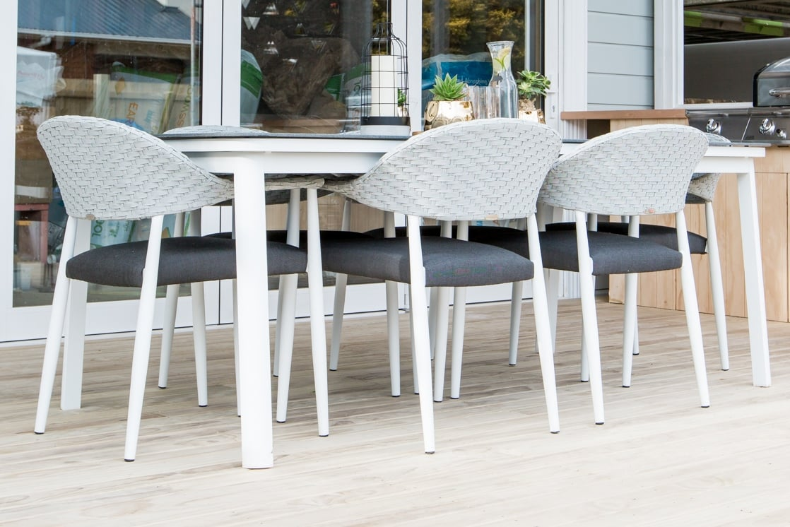 The Block NZ Sarah and Minanne Outdoor Furniture