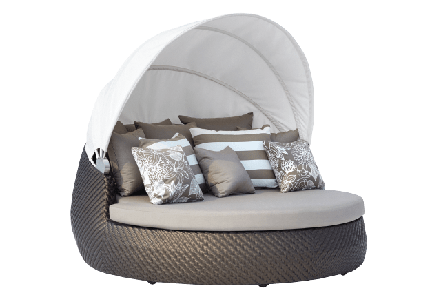 Outdoor Rotating Day Bed