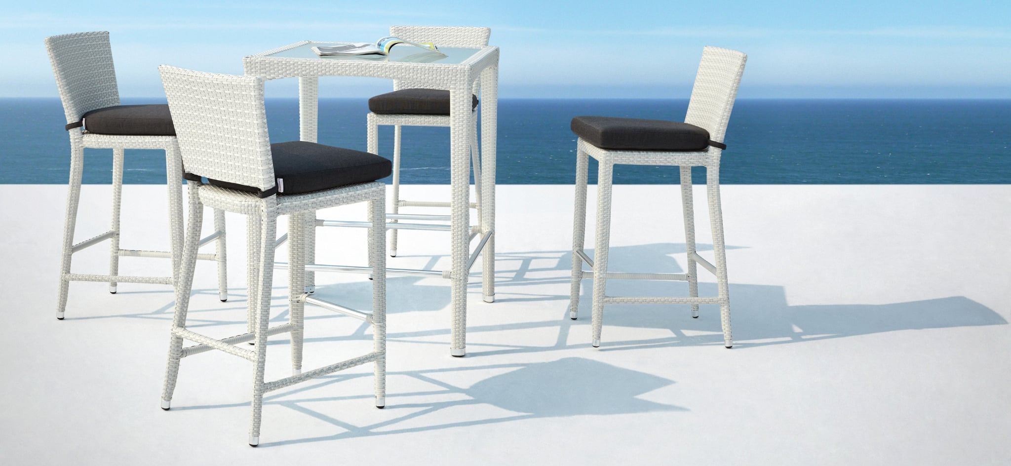 Venice Outdoor Bar Stool Set OceanWeave Furniture NZ : Outdoor Bar Stool Set and Table from www.oceanweavefurniture.co.nz size 2048 x 944 jpeg 184kB
