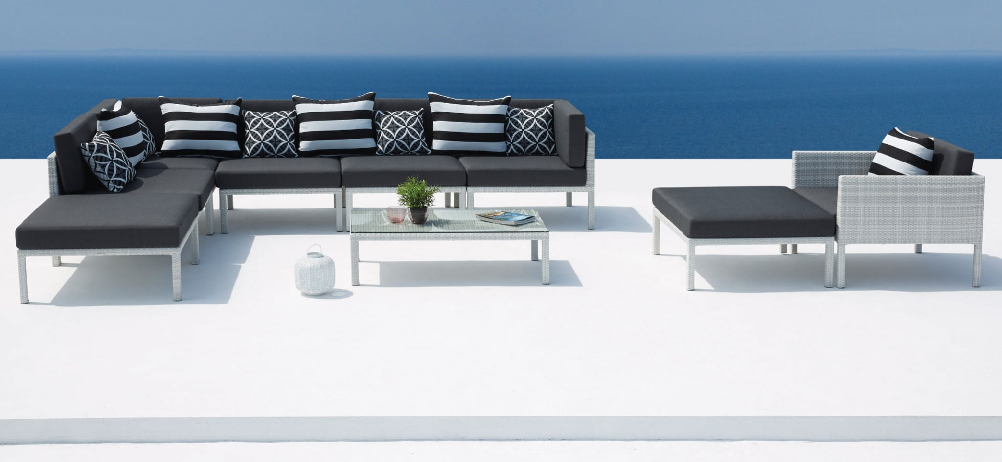 Florence Wicker Outdoor Furniture