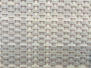 How to clean outdoor furniture Raucord Whitewash Weave