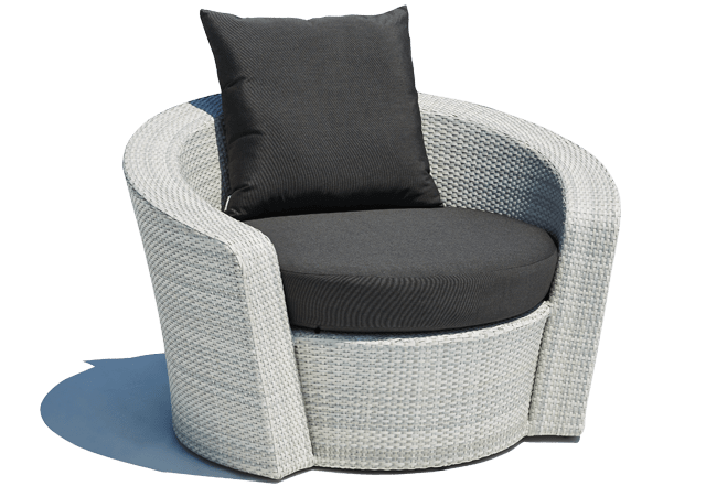 Barbados Outdoor Lounge Chair