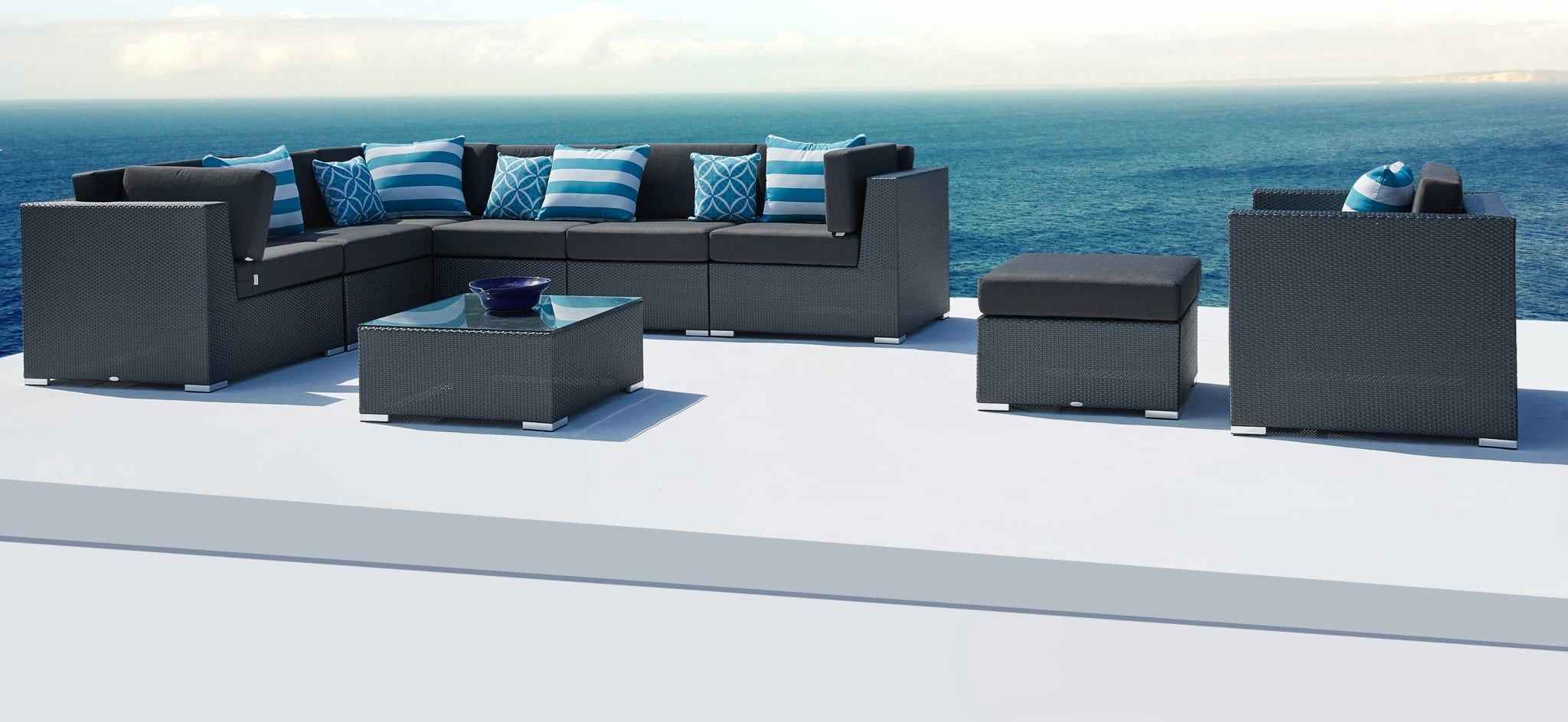 Paris Black Outdoor Furniture