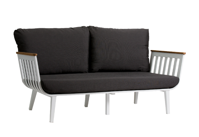 Sweden Outdoor Two Seater Sofa