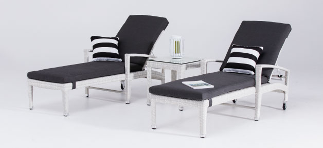 Outdoor Sun Loungers