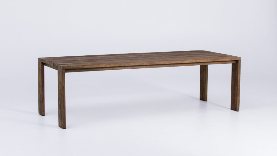 New Wooden Teak Outdoor Table