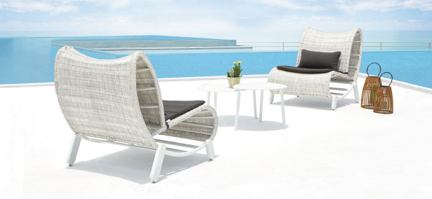Natuna Outdoor Lounge Chairs