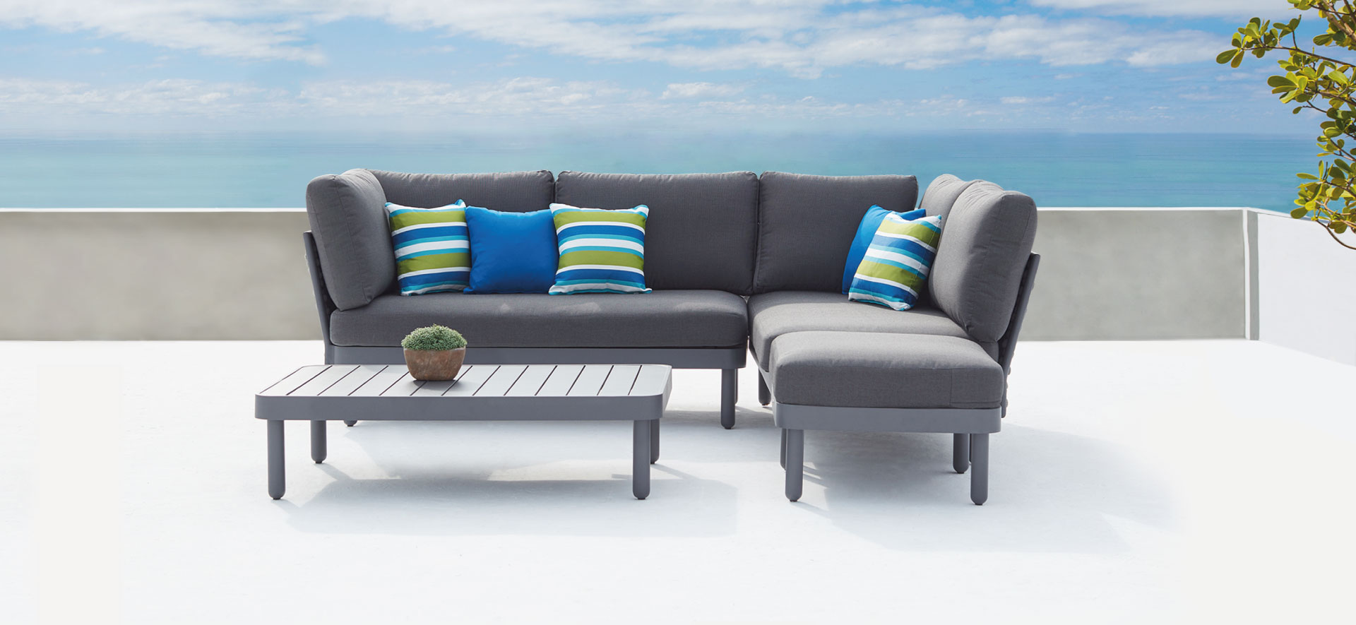 Milan Outdoor Furniture Sofas