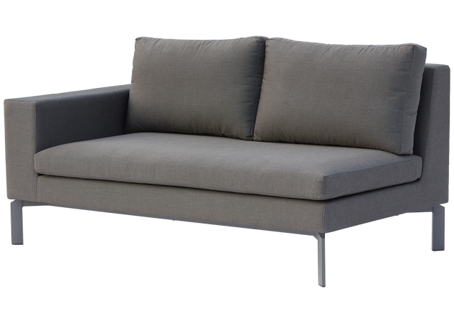 Zambezi Outdoor End Sofa