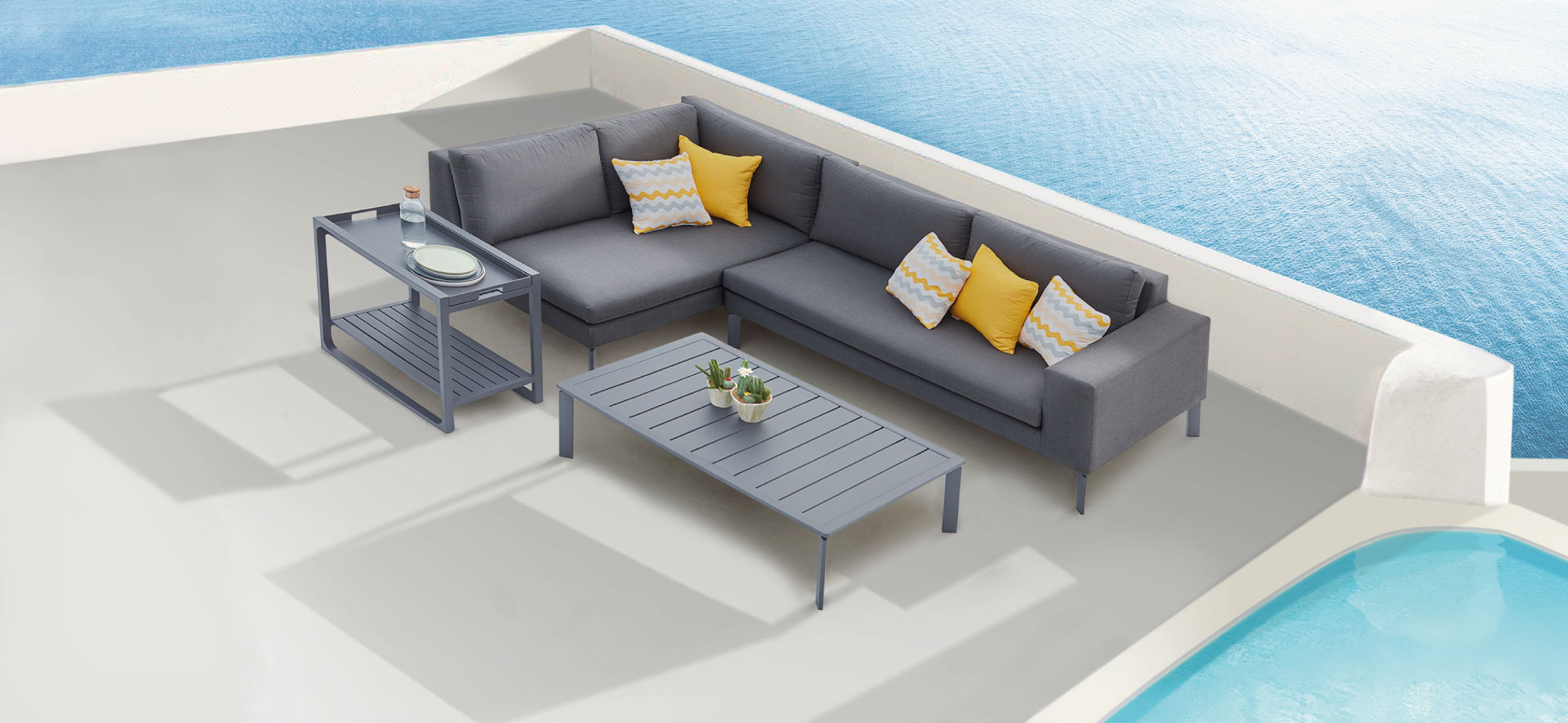 Zambezi Outdoor Lounge Furniture