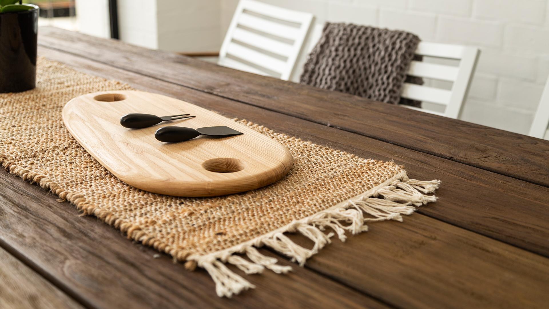 The Block NZ Outdoor Dining Table