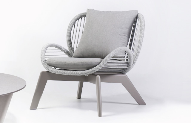 Seville Outdoor Lounge Chair