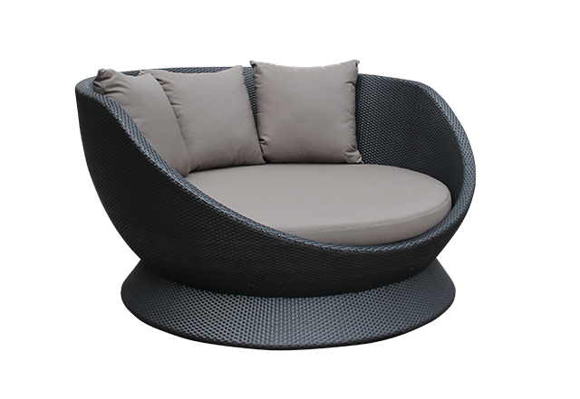Slate Grey Outdoor Daybed Mauritius